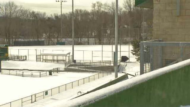 The idea of a new synthetic turf field in Hamden will be a topic for discussion on Tuesday evening. (WFSB)