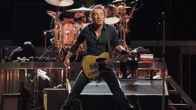 Bruce Springsteen. (Wikicommons photo)