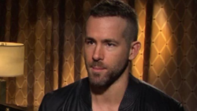 Ryan Reynolds. (CNN photo)