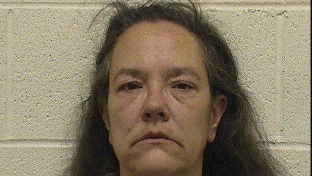 Suzanne Bristol is accused of scamming people who wanted to adopt dogs out of money. (Torrington Police Department)