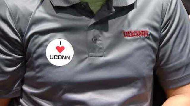 Dozens of UConn students attend budget meeting on Wednesday (WFSB)
