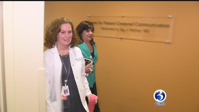 These two women are trying to work to prevent a nursing shortage in the state (WFSB)