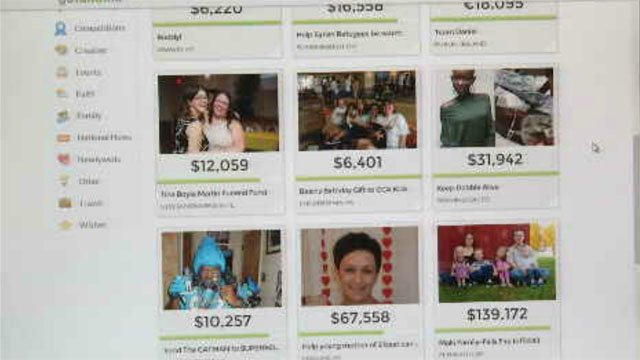 Experts are warning consumers about crowdfunding scams (WFSB)