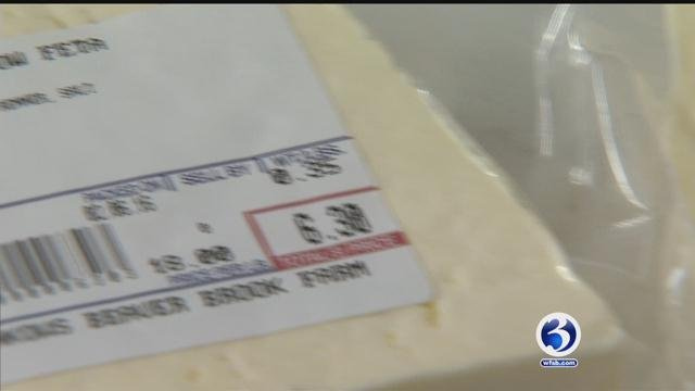 CT lawmakers battle plan to restrict cheese names. (WFSB)