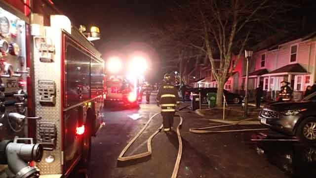 (Westport Fire Dept. photo)