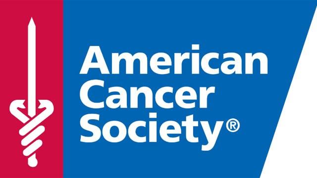 American Cancer Society Logo (PRNewsFoto/American Cancer Society)