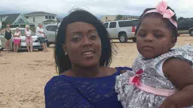 Annia Florent and her daughter Mia Mullings haven't been seen since last month (Bloomfield Police)