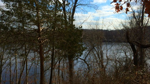 View of Lake Rockview from Great Cedars property. (WFSB)