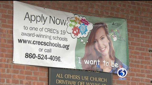 CREC is pushing for more parents in the Hartford region to apply for their magnet schools. (WFSB)