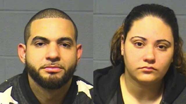 Ignacio Castro and Hendyliz Marrero. (Hartford police photos)
