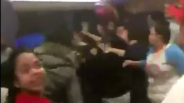 Police are investigating a fight at Chuck E. Cheese's in Manchester. (Alexander Shway)