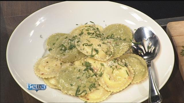 We've got the recipe for Shrimp Scampi Ravioli with Beurre Blanc. (WFSB)