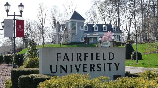 Fairfield University. (Wikicommons photo)