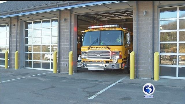 Volunteers are needed at the Haddam Fire Department (WFSB)