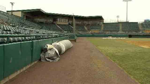 The New Britain Bees hit the field in just two months, and many across the Hardware City are buzzing with excitement. (WFSB)