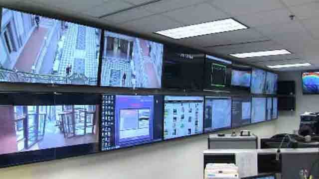A new intelligence sharing hub was unveiled in Hartford on Wednesday, all designed to keep local neighborhoods and streets safer. (WFSB)