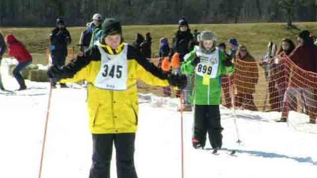 Over 900 athletes trained for months, and participated in the games over the weekend. (WFSB)