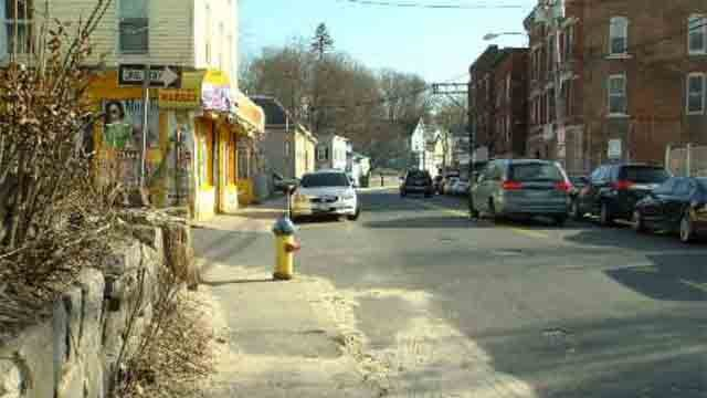 A 22-year-old man was stabbed to death on Baldwin Street early Sunday morning (WFSB)