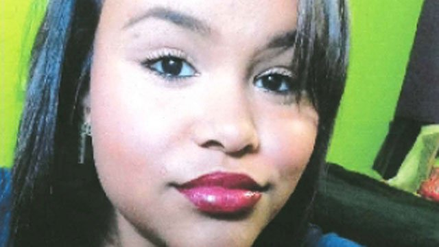 Gabrielle Goulet is missing and was last seen on Saturday. (CT State Police)