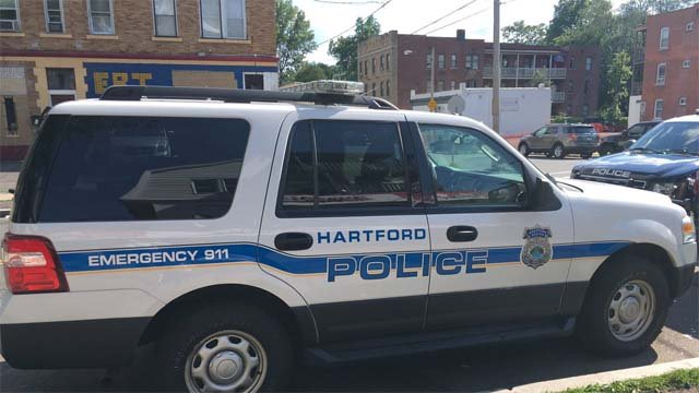 Hartford police are investigating a homicide that happened on Sunday. (WFSB)