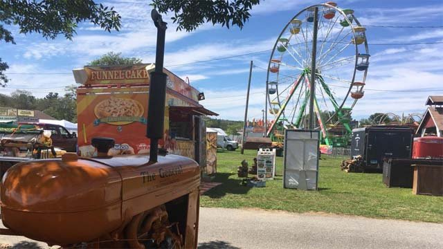 The Brooklyn Fair in 2017 (WFSB file photo)