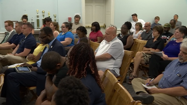 A youth curfew in Manchester was discussed at a meeting on Tuesday night (WFSB)