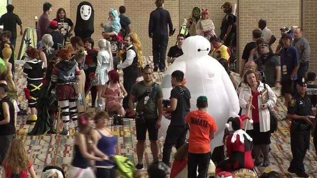 Thousands are getting ready for ConnectiCon this weekend (WFSB file photo)