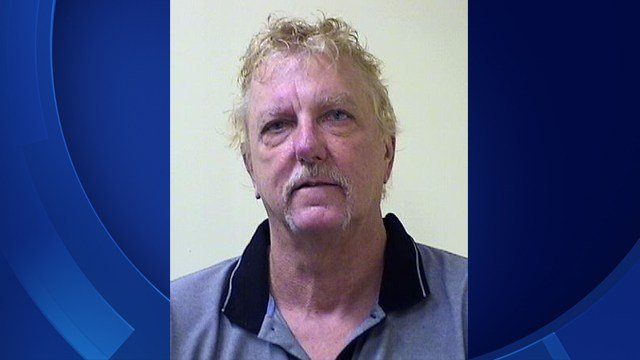 Retired CCSU professor Thomas Callery was arrested after an accident involving a student (CCSU PD)