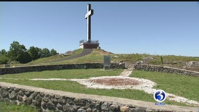 Video: Catholic mass to be held at Holy Land next month